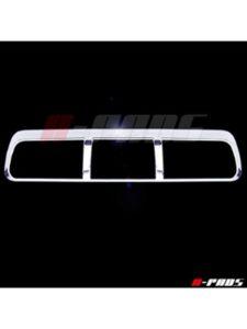 For 2018 Ford F-150 Chrome 3rd Brake Light Cover