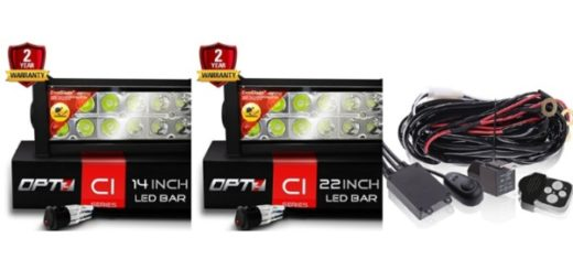 led c1 auxiliary switch Archives | Best car accessories