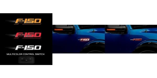 4 Sides LED Headlight Bulb kits for Ford F-150 2004-2014 F-250 F-350 2005-2016