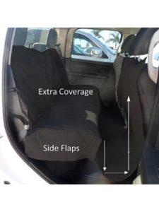 Bondvast Toyota Sienna Dog Back Seat Cover